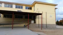 Edificio 2, entrada 1º y 2º.